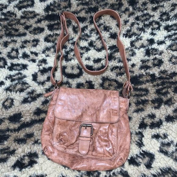 Vera Pelle Handbags - Verapelle Crossbody Bag